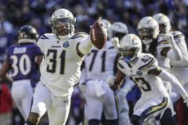 Chargers safety Adrian Phillips reportedly agrees to a contract ...