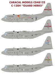 Lockheed C130h Hercules Guard Herks Aviationmegastore Com