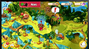 ANGRY BIRDS EPIC NEW VERSION - V3.0.27430.4799 (NO ROOT) - YouTube