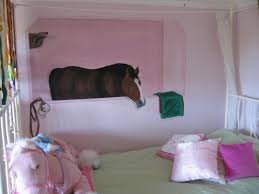 Horse Mural Children S Bedroom Trish Smart