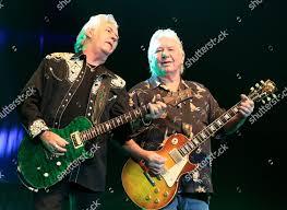 Howard Leese Mick Ralphs classic rock band Editorial Stock Photo - Stock  Image | Shutterstock