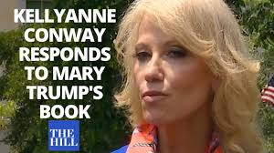 Kellyanne Conway responds to Mary Trump ...