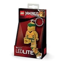 Ninjago | LEGO Ninjago Gold Ninja Key Light w bateries