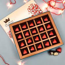 tempting dark chocolates 20 pcs in