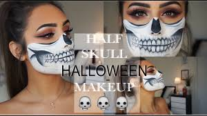 skull makeup tutorials to try for