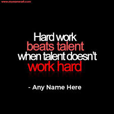 write on hard work inspirational quotes pictures