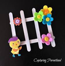 Springtime Toddler Crafts Capturing Parenthood