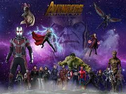 top marvel avengers infinity war