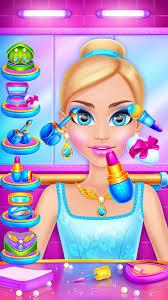 s beauty salon makeup dressup