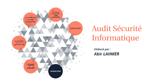 Audit sécurité by abir lahmer on Prezi Next