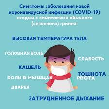 Портал Правительства Амурской области | Симптомы заболевания новой ...
