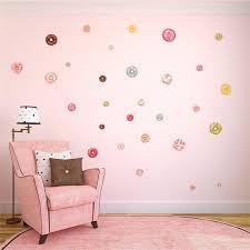 Cute Unicorn Wall Stickers Japanese Baby Design Ocean Bird Room Fairy Blue Vamosrayos