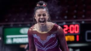 Hilary Green - Gymnastics - Iowa State University Athletics