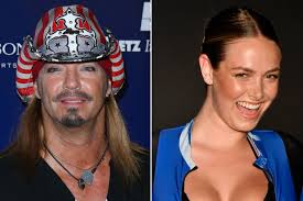 Bret Michaels is 'proud' of seeing daughter Raine pose for Sports ...