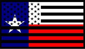 American Texas Flag Decal Sticker 01