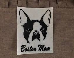 Items Similar To Boston Terrier Decal Boston Terrier Vinyl Sticker Boston Terrier Terrier Boston Terrier Dog B In 2020 Boston Terrier Dog Terrier Boston Terrier