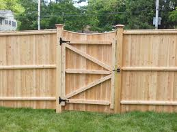 Wood Fence Gate Designs Ideas Impressive Wooden Gate Designs With Outstanding Modern Style For Home Safety Ideas Woodsinfo