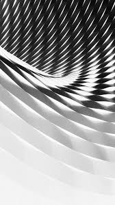 bw white pattern android wallpaper