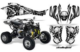 Can Am Renegade Graphics Kit By Creatorx Decals Stickers Yry