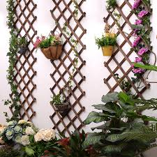 wooden garden wall fence panel