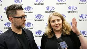 Gretchen Berg and Aaron Harberts Executive Producers of Star Trek Discover  at WonderCon - YouTube