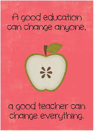 quotes about education good teacher thankful for all our