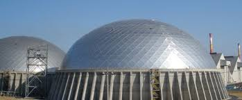 geodesic aluminum domes manufacturer