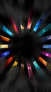 color burst 3d desktop hd wallpaper