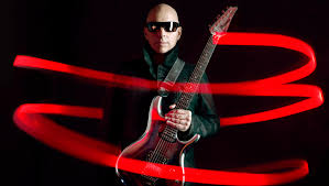 "Joe Satriani admits to being ""shamed back into my woodshed by so ..."