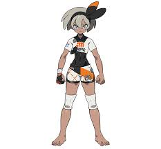Fighting-type Gym Leader Bea | Official Website