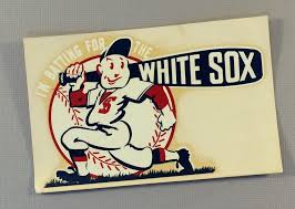 Chicago White Sox Window Decal Sportshistorycollectibles Com