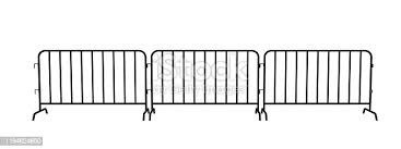 Crowd Fence Clip Art Free Download