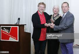 Mitchell Warren, Dr. Polly Harrison and Mark Harrington attend the... News  Photo - Getty Images