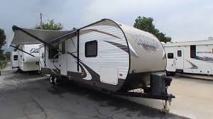 2016 forest river wildwood 27 rkss