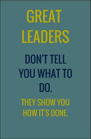 inspirational quotes related to leadership concerning