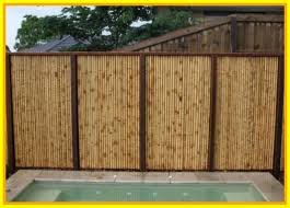 53 Reference Of Decorative Bamboo Fence Panels In 2020 Bamboo Fence Bamboo Garden Fences Garden Fence Panels