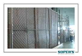 Industrial Sound Absorbing Panels Soper S