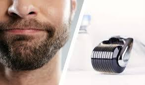 derma roller for beard growth do beard
