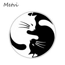 Buy Yin Yang Sticker At Affordable Price From 3 Usd Best Prices Fast And Free Shipping Joom