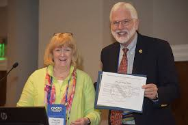 Butler Presented CRCPD Meritorious Service Award | American College of  Radiology