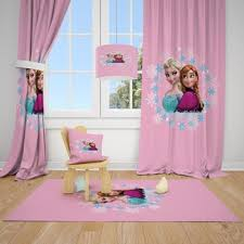 Best Deal Ee49 Line Princesses Kids Baby Room Fund Curtain 1 Wing Home Textile Fashion Curtain Cicig Co