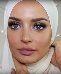 chloe morello eid hijab makeup tutorial