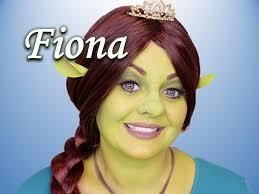 fiona princess makeup tutorial you