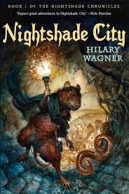 Nightshade City (eBook) | Nightshade, Free books, Chronicle books