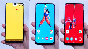 Don T Miss These Cool Notch Wallpapers For Samsung Galaxy A50
