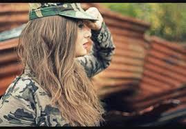 صور بنات عسكريات 2020 رمزيات بالزى العسكرى مصراوى الشامل