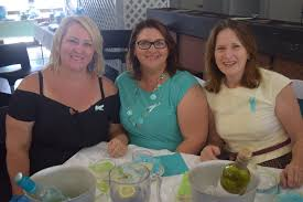 Janelle Wells, Nadine Keenan and Sue Allen at the Mundubbera ... | Buy  Photos Online | Observer