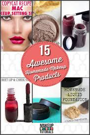 7 awesome homemade makeup s