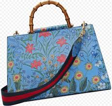 tote bag water lily gucci leather bag