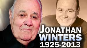 Groundbreaking improv comic Jonathan Winters dies